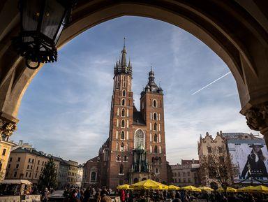 Тайны и легенды старинного Кракова