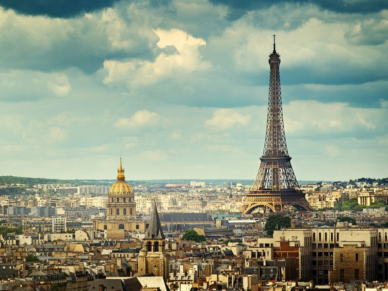 Экскурсия Ежедневная прогулка по Парижу