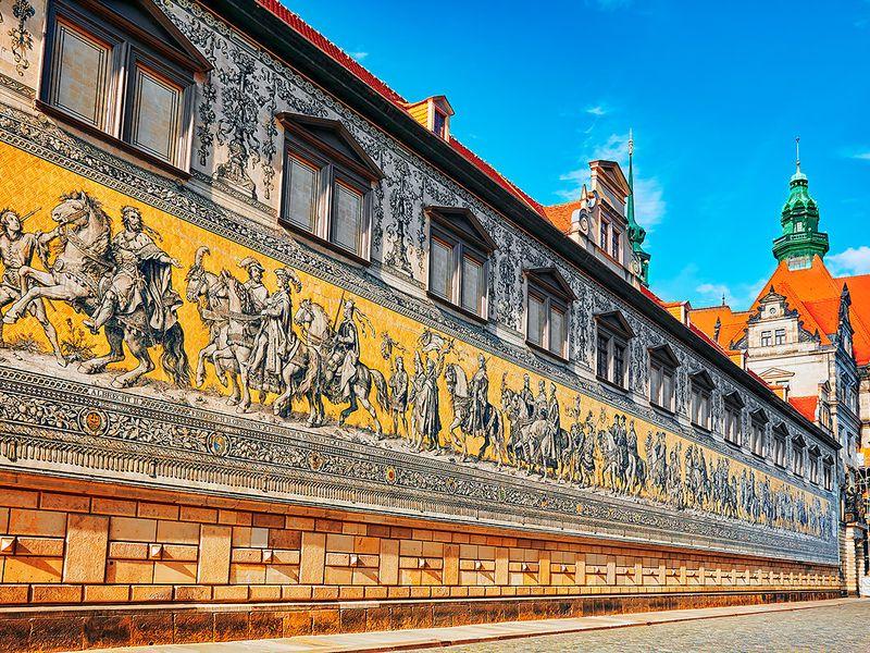 Экскурсия Классический Дрезден