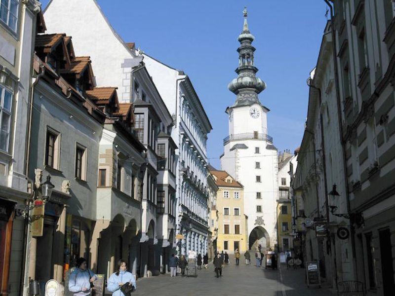Экскурсия Братислава— тёмная жемчужина Дуная