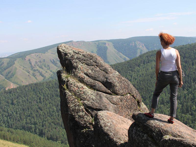 Экскурсия Красноярские Столбы. Поход на самую высокую скалу — Такмак!