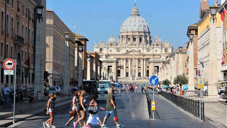 Секреты Рима: история, теология и геральдика
