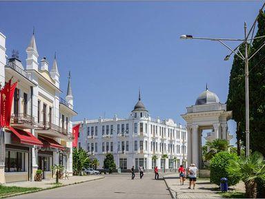 Сухум. История и колорит столицы Абхазии