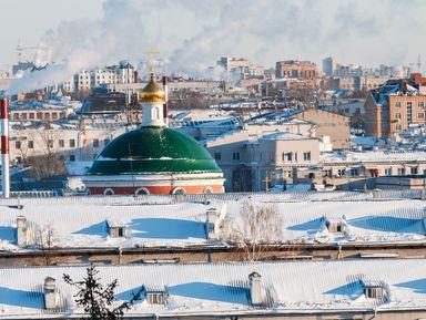 Казань изнутри