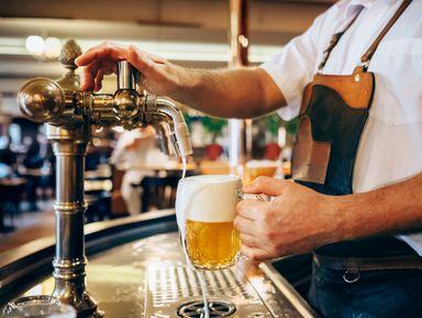 Закрафтовым пивом внетуристическую Прагу