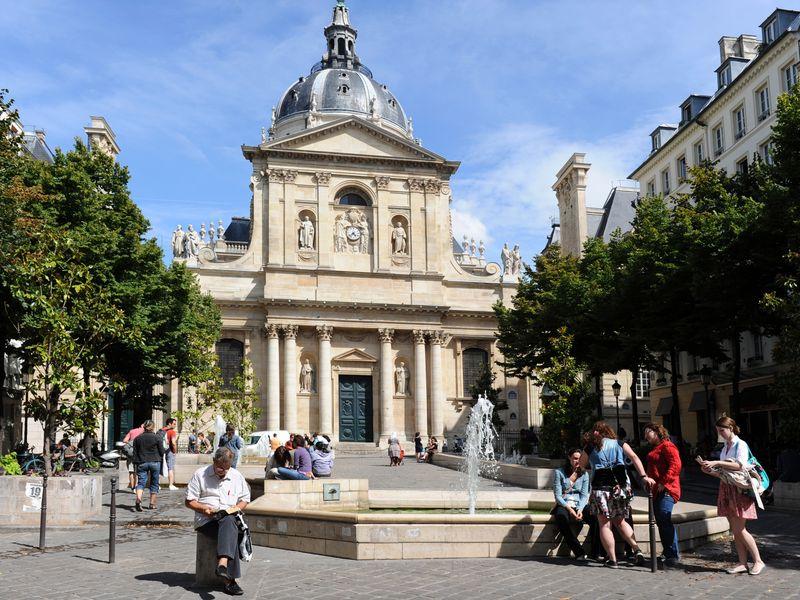 Экскурсия Латинский квартал — интеллектуальный центр Парижа