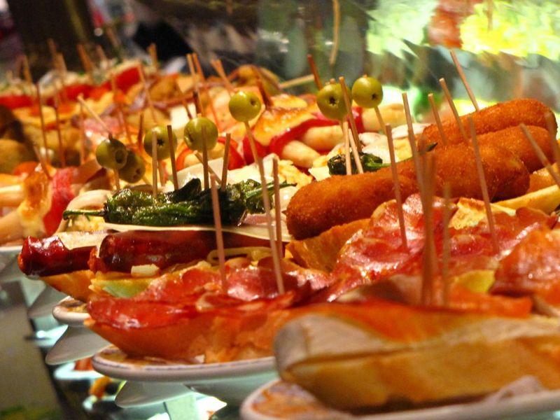 Экскурсия Луго— галисийская кухня идревняя история