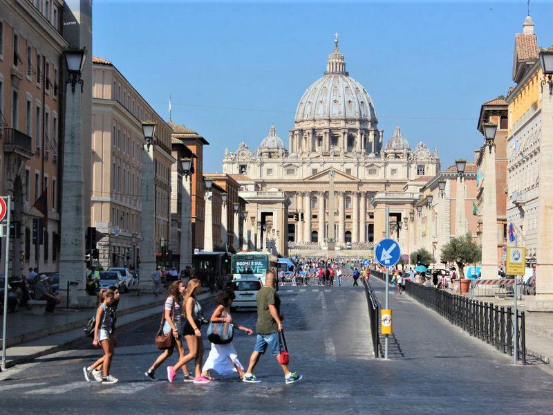 Экскурсия Секреты Рима: история, теология и геральдика