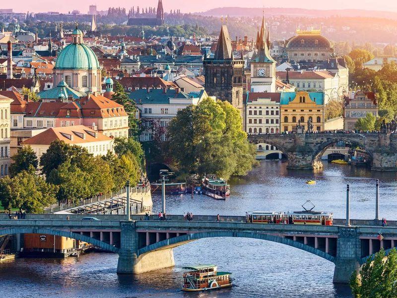 Экскурсия С Прагой на «ты»!