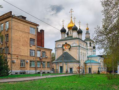 Нетривиальная Москва: прогулка по Кожевнической слободе