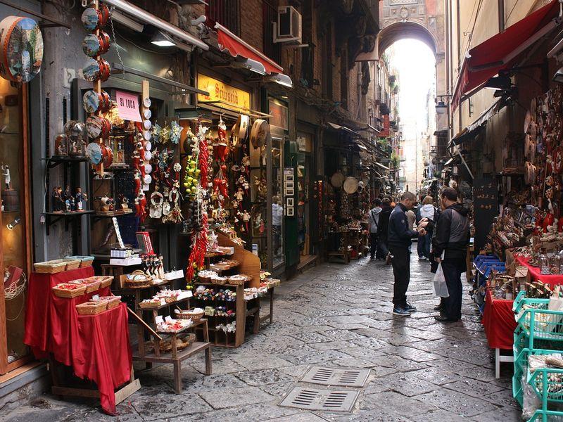Экскурсия Очарование античного Неаполя