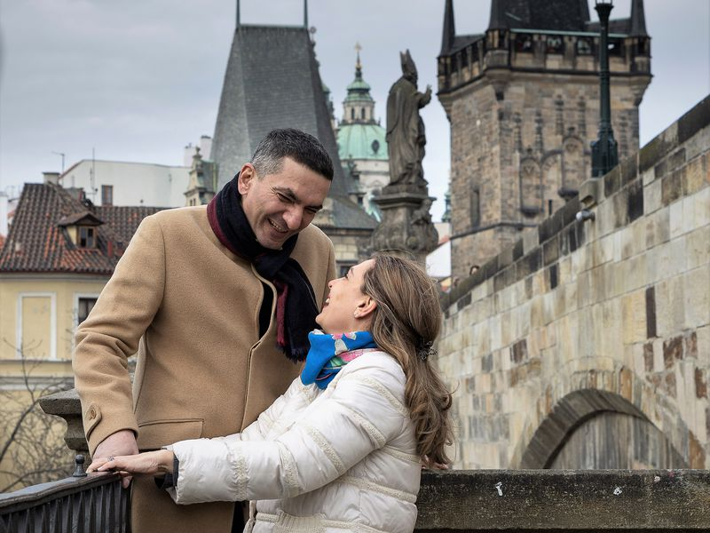 Экскурсия Пражские истории любви: экскурсия + фотосессия