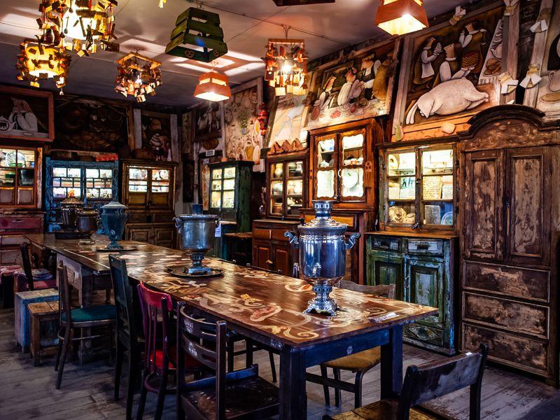 Экскурсия Музей русского десерта: экскурсия с чаепитием
