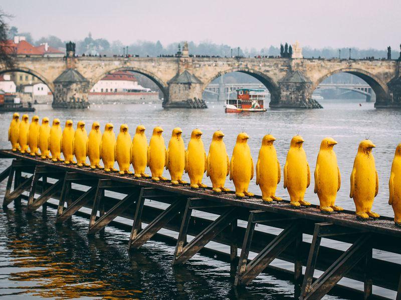 Экскурсия Необычные памятники Праги