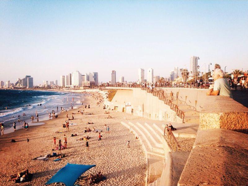 Экскурсия Полюбить настоящий Тель-Авив