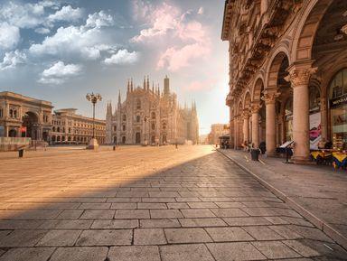 Милан— нетолько Дуомо иЛаСкала!
