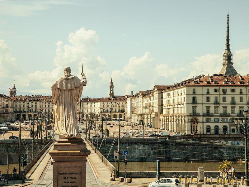 Экскурсия Добро пожаловать в Турин!