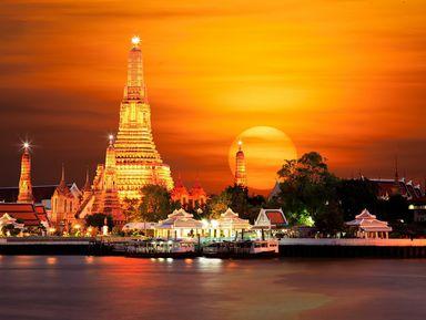 Королевский Бангкок для пассажиров круизных лайнеров