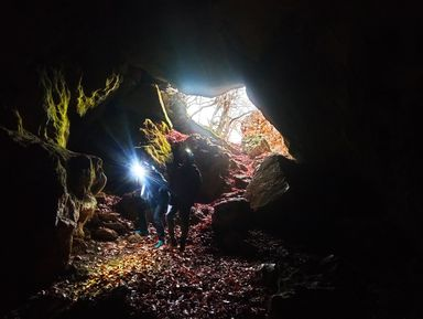 Подземный мир Чатыр-Дага