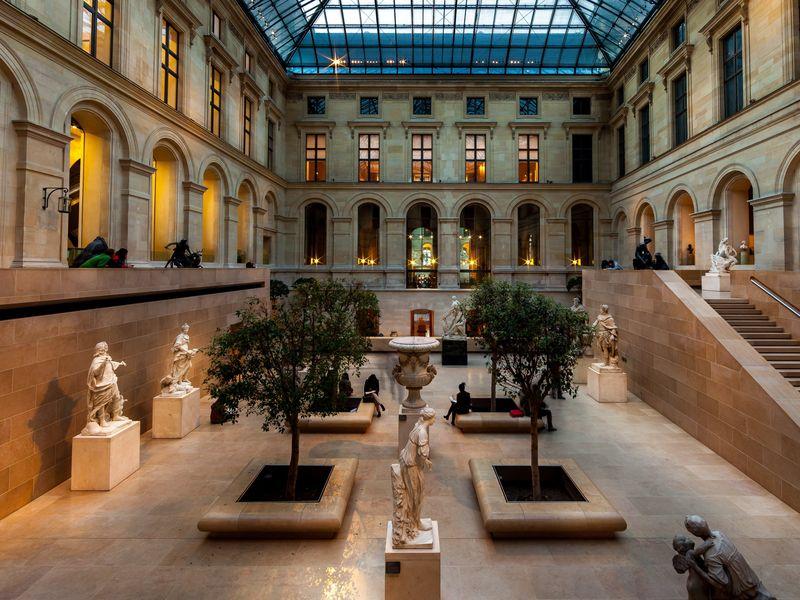 Экскурсия Величайшие шедевры Лувра