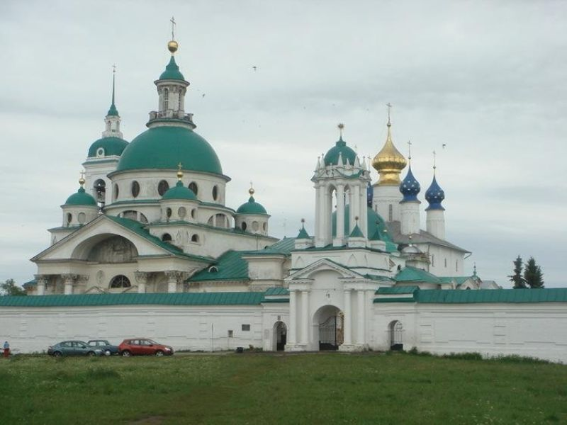 Экскурсия Ростов Великий и его история