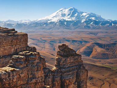 На плато Бермамыт за невероятными пейзажами!