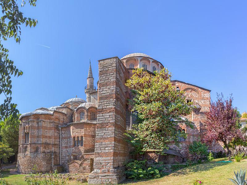 Экскурсия Чудеса иреликвии Святой Византии