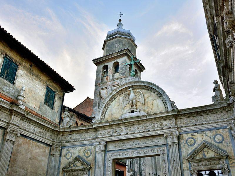 Экскурсия Венецианское искусство в Скуолах Гранде