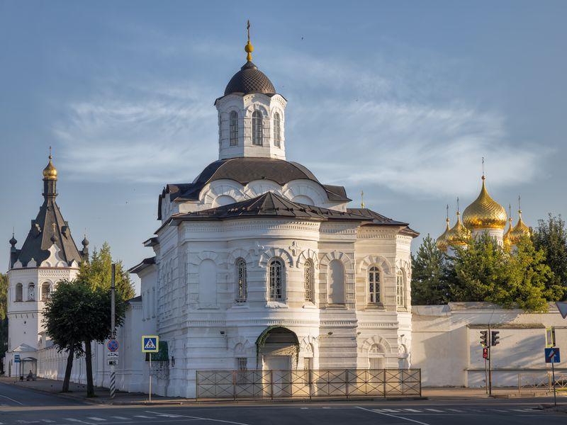Экскурсия Кострома и костромичи