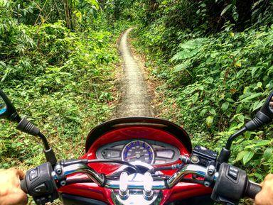 Мото-приключение в Дананге
