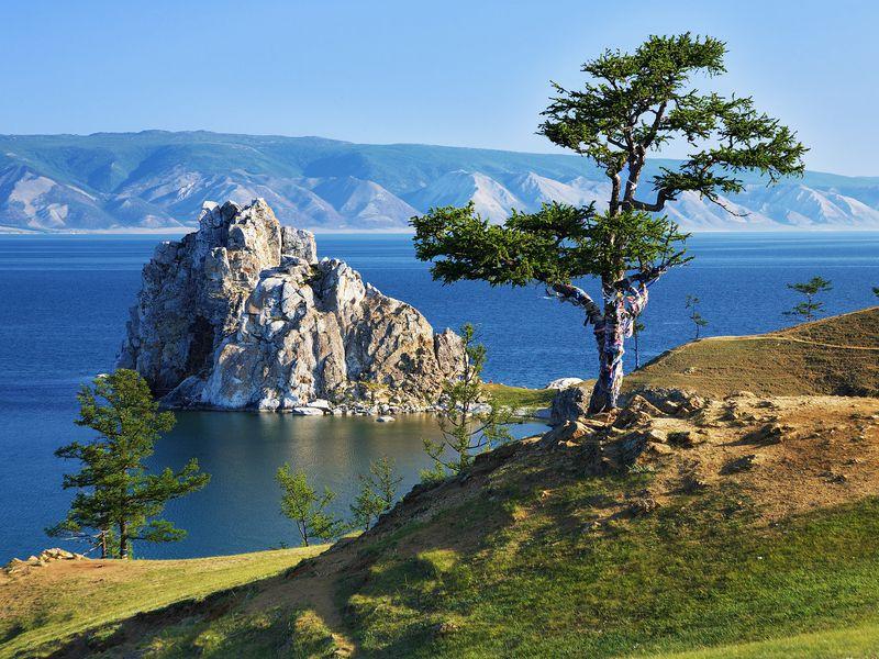 Экскурсия Живописное путешествие из Иркутска на Байкал