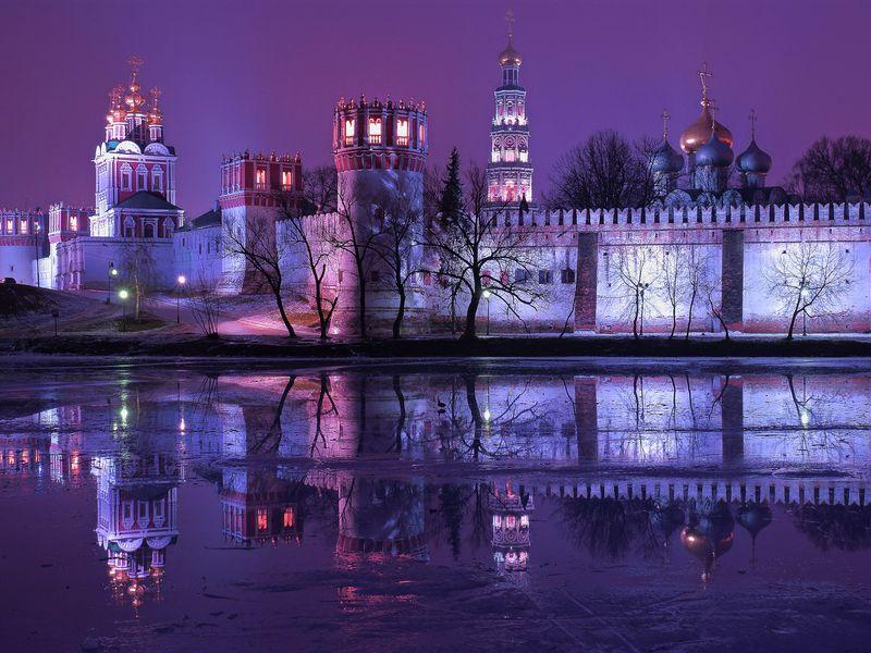 Экскурсия Тени Москвы