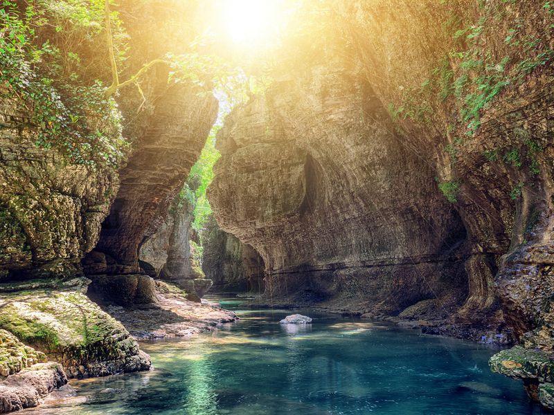 Экскурсия Из Кутаиси — в удивительную Мегрелию!