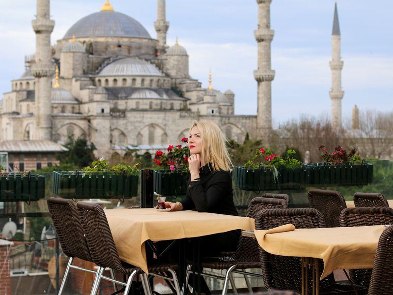 Экскурсия Фотопрогулка в сердце Стамбула