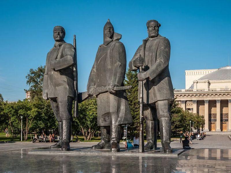 Экскурсия Добро пожаловать в Новосибирск!