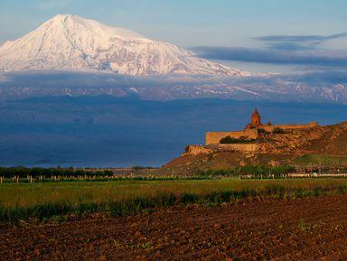 Хор Вирап, Арени иНораванк— славная троица Армении