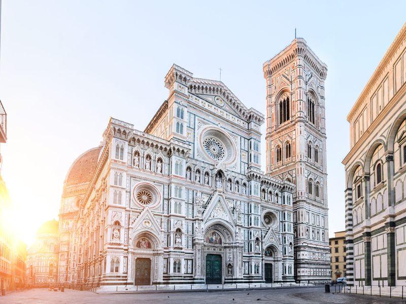 Экскурсия Первое знакомство с Флоренцией