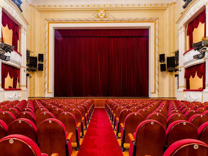 Экскурсия Театральная Москва