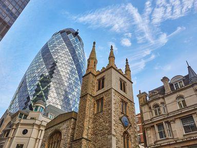Лондонский Сити — история «квадратной мили»