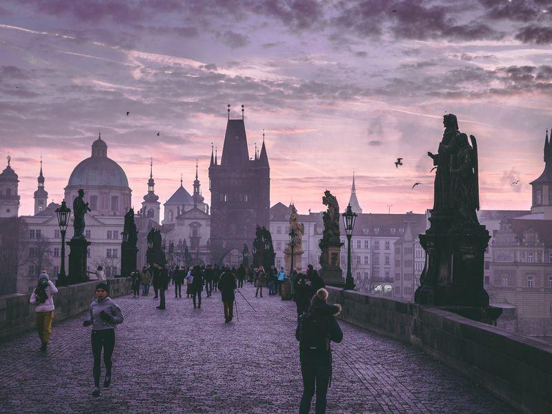 Экскурсия Прага в деталях: интерактивный квест