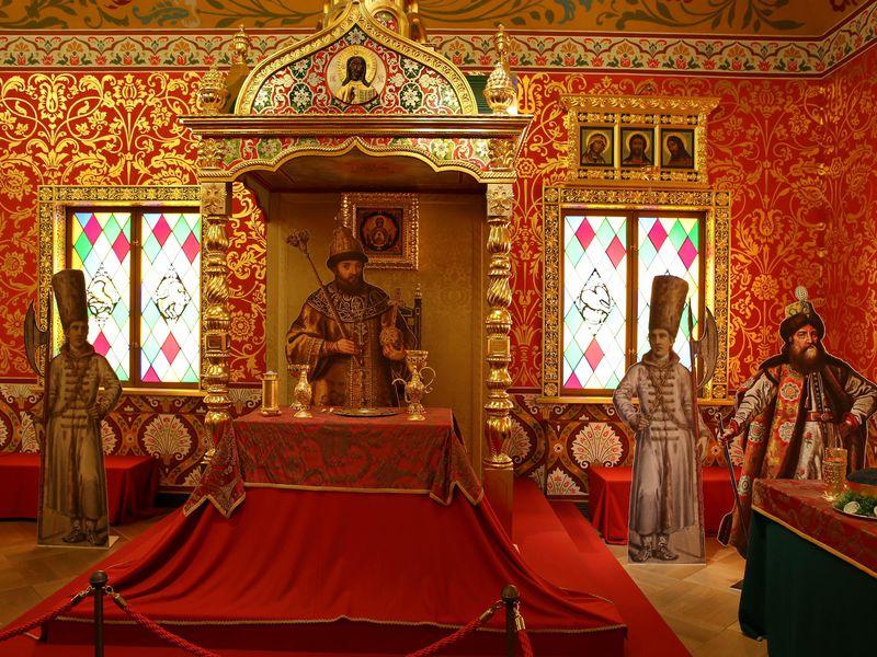 Экскурсия Кцарю надачу— в Коломенский дворец