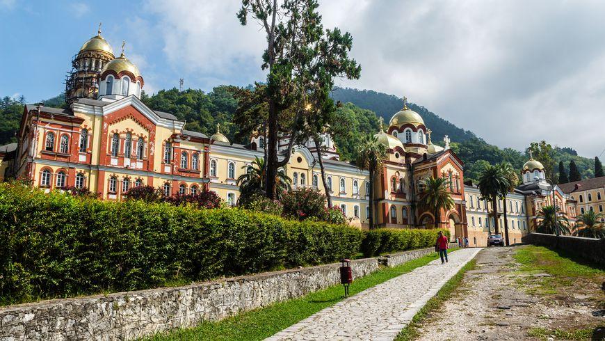 Большое путешествие по Абхазии