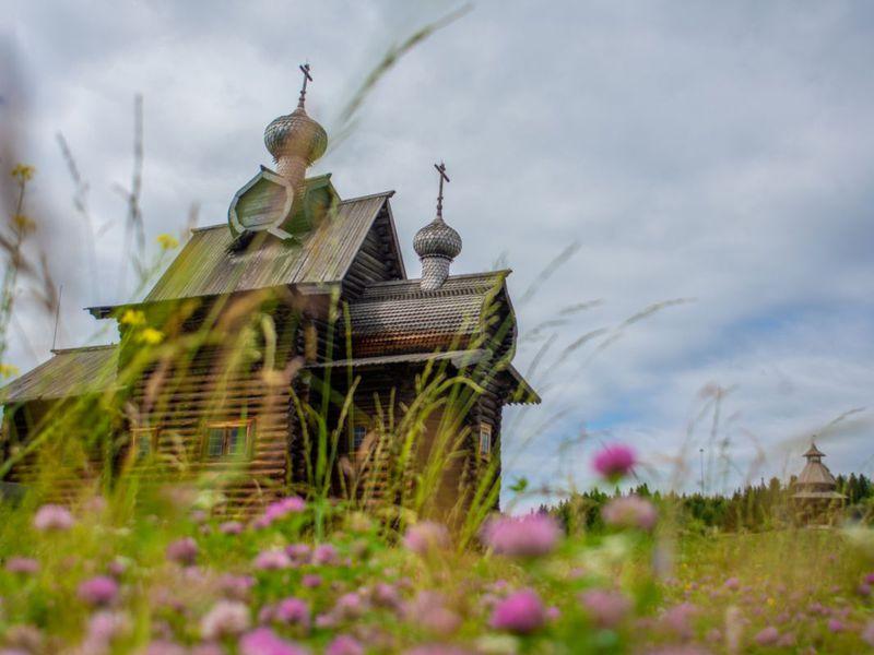 Экскурсия Шедевры деревянного зодчества в Хохловке