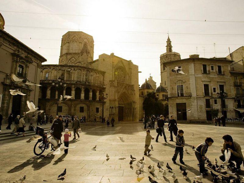 Экскурсия Центр Валенсии и испанский язык за 3 часа