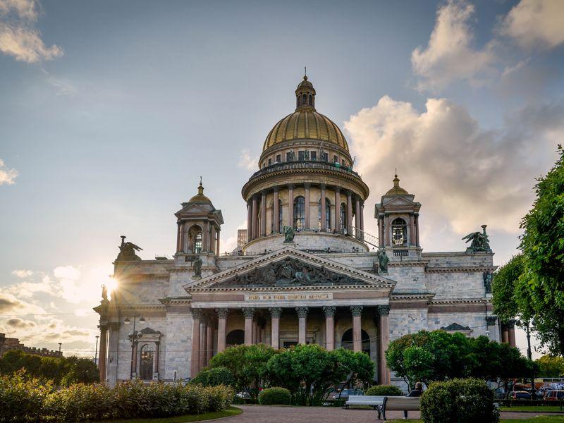 Экскурсия Весь центр Петербурга + Исаакиевский собор