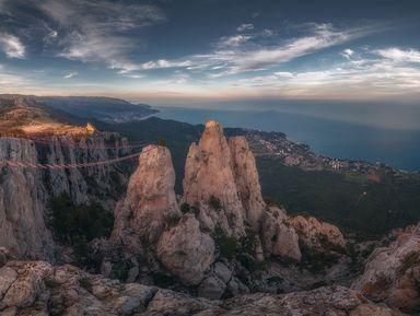 Рассвет на Ай-Петри: фотопутешествие из Феодосии