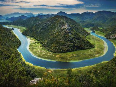 Заповедные окрестности Скадарского озера
