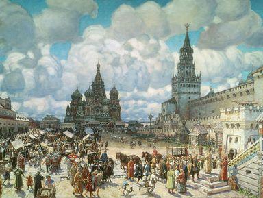 «Бизнес»-Москва дореволюции