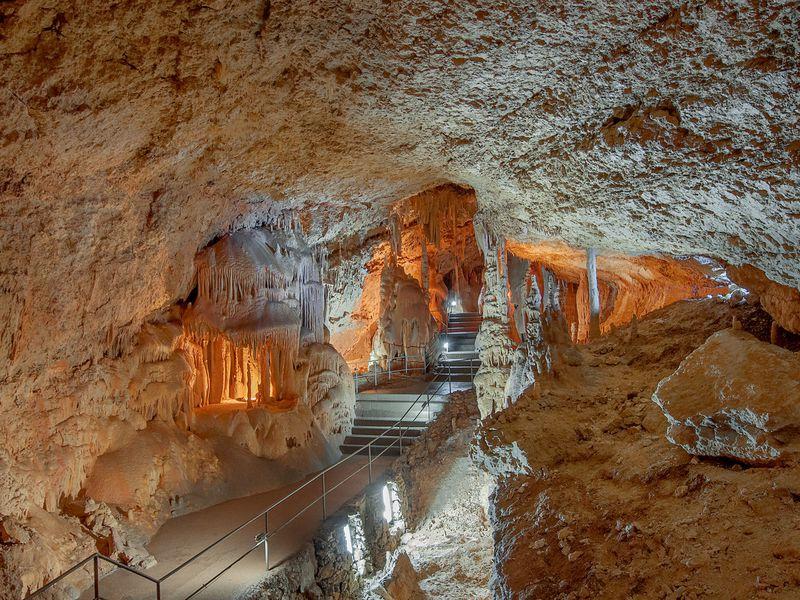 Экскурсия Пещеры Чатыр-Дага: автобусная экскурсия