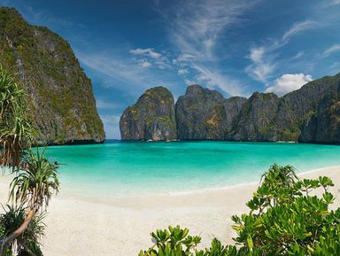 Морская прогулка на острова Пхи-Пхи и Кай